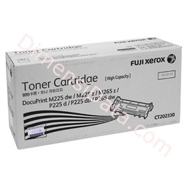 Jual Toner Cartridge FUJI XEROX Black [CT202330]